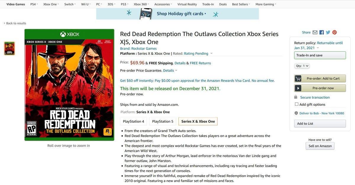 red dead redemptio