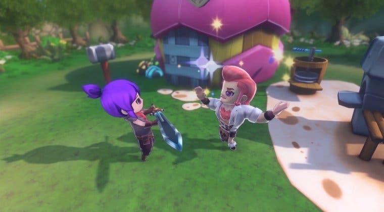 Imagen de Magnus Games revela la ventana de lanzamiento de Re:Legend en PC y consolas