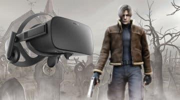 Imagen de Resident Evil 4 VR ofrece sus primeros detalles: gameplay, nuevas texturas y más