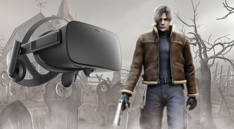 Imagen de Fecha de lanzamiento y nuevos detalles de Resident Evil 4 VR para Oculus Quest 2