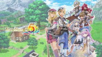 Imagen de Marvelous presenta más personajes y opciones de romance de Rune Factory 5