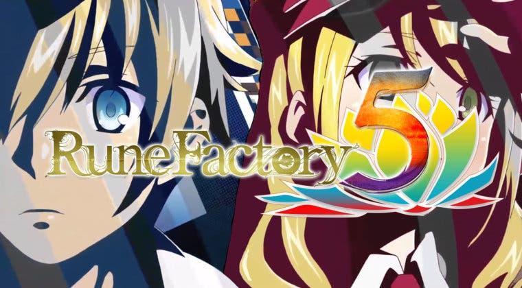 Imagen de Rune Factory 5: Marvelous presenta nuevos personajes e intereses románticos