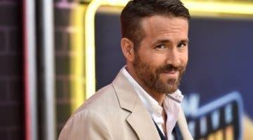 Imagen de Primera imagen de The Adam Project, la nueva película de Ryan Reynolds para Netflix