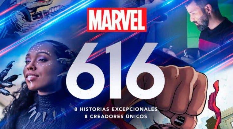 Imagen de Entrevistamos a Javier Garrón y Natacha Bustos, dos de los protagonistas de Marvel 616