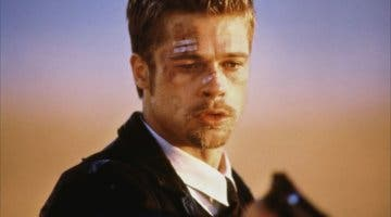 Imagen de Brad Pitt cuenta cómo es ver una película con David Fincher