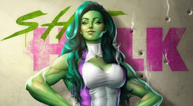 Imagen de She-Hulk será una comedia de corte legal