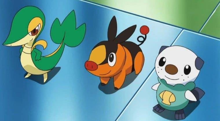 Imagen de Elige al mejor Pokémon inicial: ¿Snivy, Tepig u Oshawott?