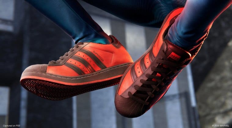 Imagen de Adidas lanzará las zapatillas oficiales de Marvel's Spider-Man Miles Morales