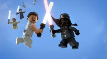 Imagen de Conoce este bombazo sobre Rey y Finn que Lego Star Wars: Especial Felices Fiestas revela en Disney Plus