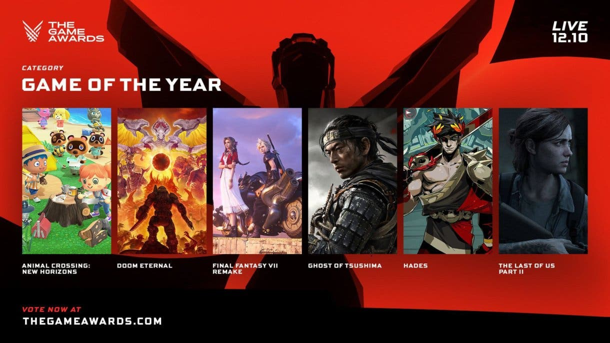 the game awards 1