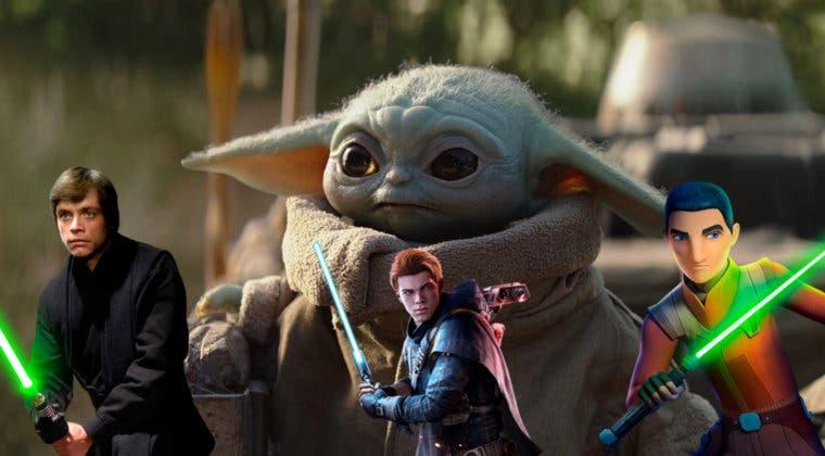 Imagen de The Mandalorian: ¿Qué otros Jedi pueden entrenar a Baby Yoda según Ahsoka?