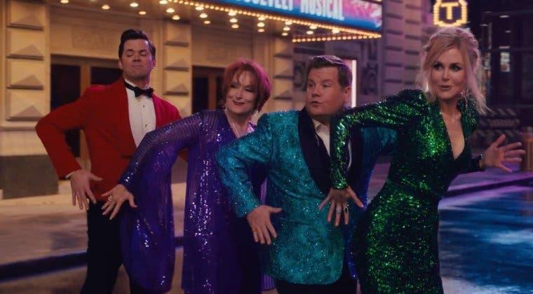 Imagen de The Prom: nuevo tráiler del impresionante musical de Ryan Murphy para Netflix