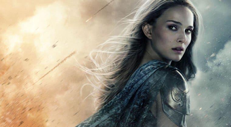 Imagen de Thor Love and Thunder: el Thor de Natalie Portman no tendrá los mismos poderes que el original