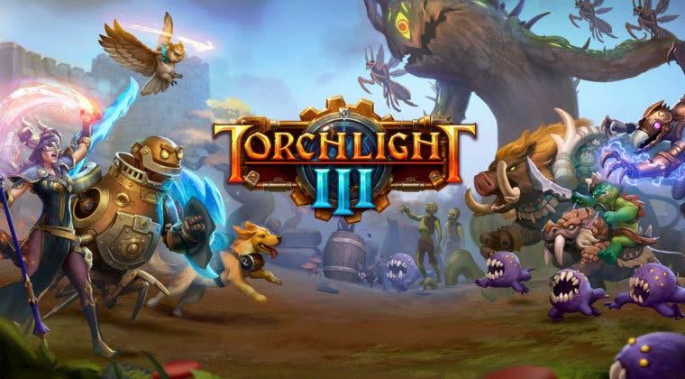 Imagen de Análisis de Torchlight III