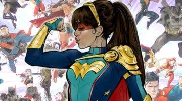 Imagen de Wonder Girl será la nueva serie del universo DC de The CW