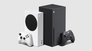 Imagen de Microsoft, sobre Xbox Series: 'Las hacemos tan rápido como podemos'