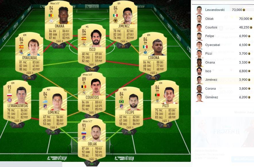 FIFA 21 Ultimate Team Joao Félix POTM