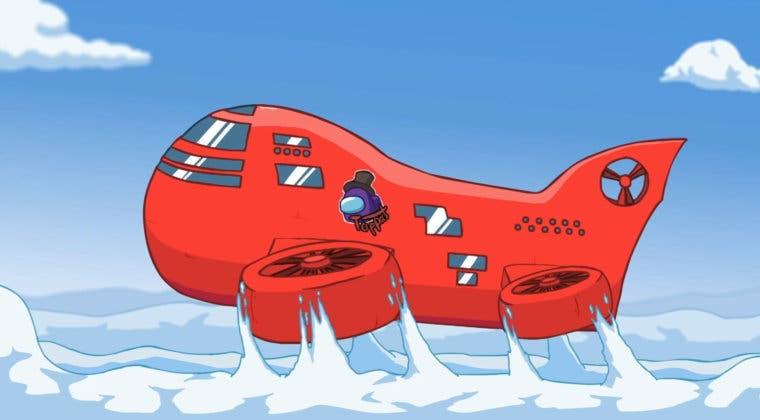 Imagen de Among Us: así es con todo lujo de detalle el nuevo mapa Airship