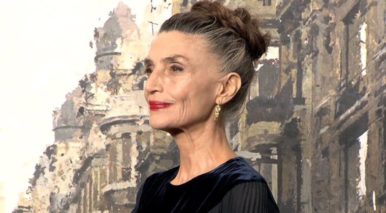 Imagen de Ángela Molina, veterana actriz que recibirá el Goya de Honor 2021