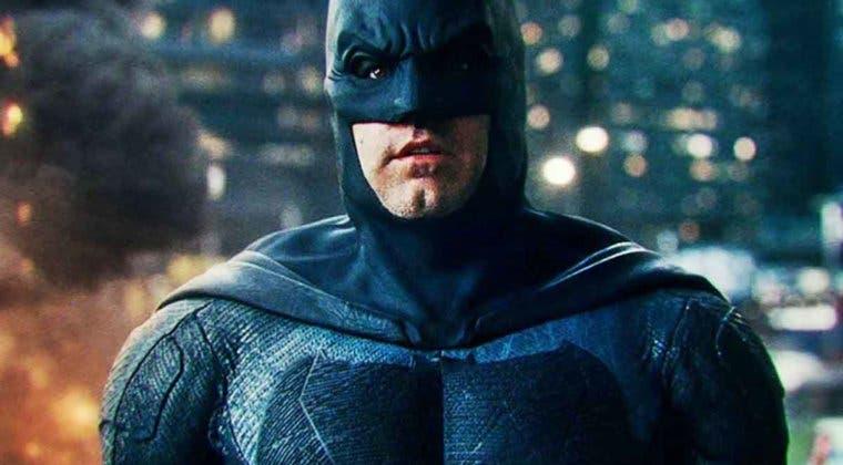 Imagen de Se revela uno de los mayores secretos con los que iba a contar la película de Batman de Ben Affleck