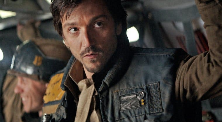 Imagen de Cassian Andor: Diego Luna confirma el inicio de rodaje de la nueva serie de Star Wars