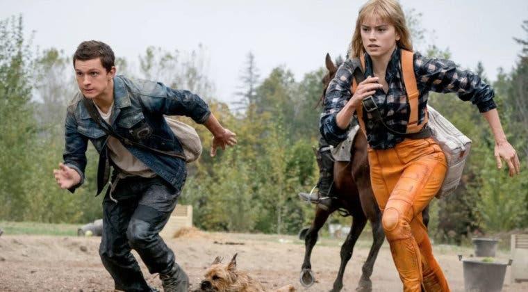 Imagen de Chaos Walking, la nueva película de Tom Holland y Daisy Ridley, ya tiene fecha de estreno