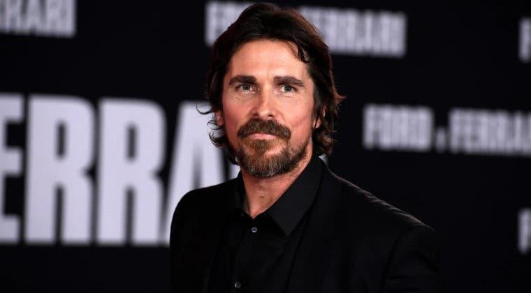 Imagen de Christian Bale ya ha comenzado a rodar sus escenas en Thor: Love and Thunder y de esta curiosa forma