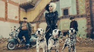 Imagen de Cruella presenta a una sorprendente Emma Stone en su primer tráiler