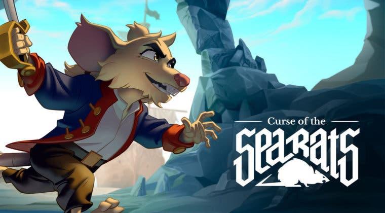 Imagen de Curse of the Sea Rats se lanzará en 2021 para PC y consolas