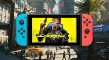 Imagen de Un usuario logra jugar a Cyberpunk 2077 en Nintendo Switch