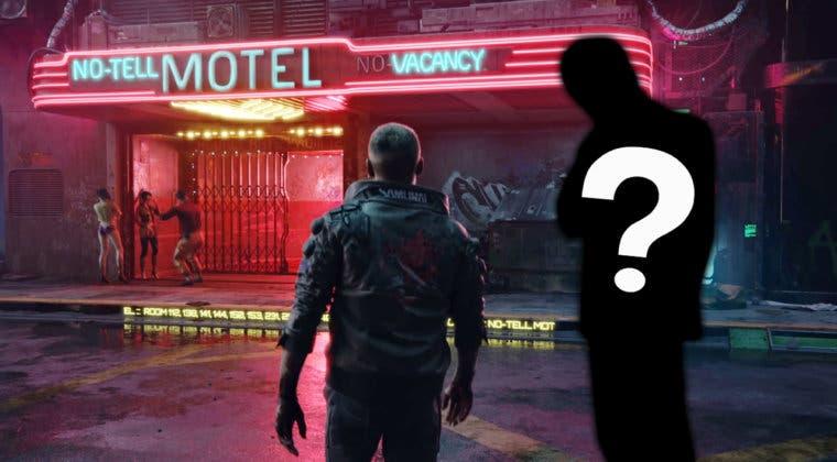 Imagen de Cyberpunk 2077: Puedes ver y hablar con esta gran celebridad de los videojuegos