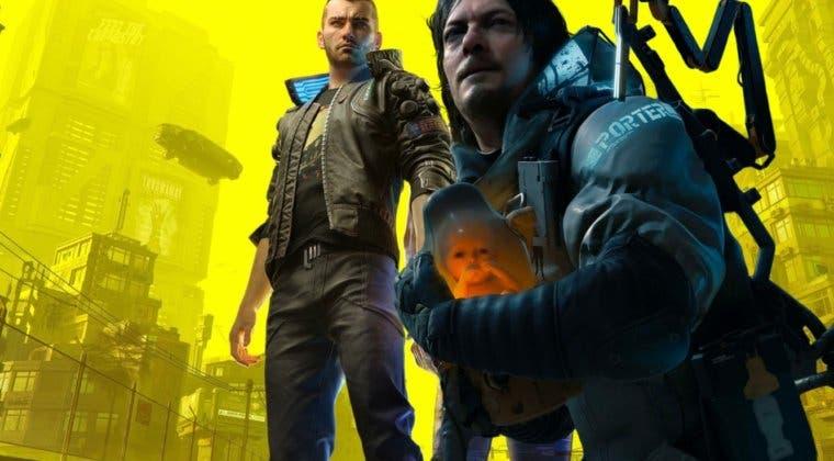 Imagen de Cyberpunk 2077: así es el increíble guiño del juego a Death Stranding