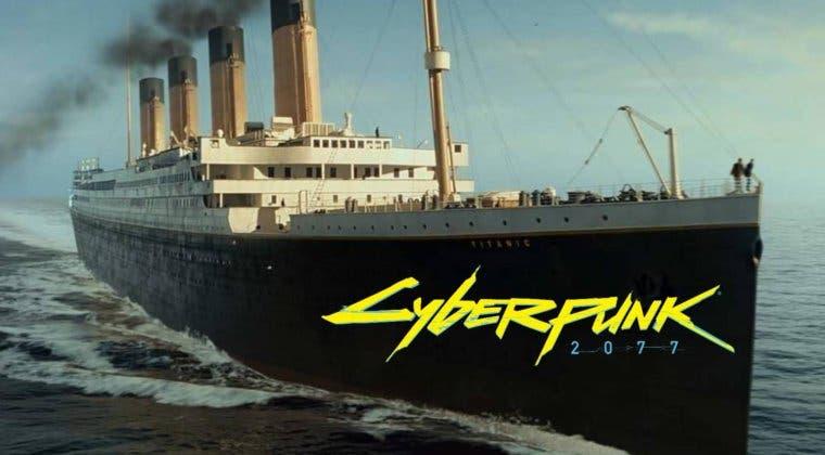 Imagen de ¿Se convertirá Cyberpunk 2077 en el Titanic de CD Projekt RED?