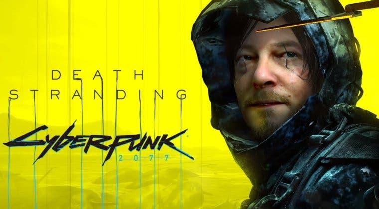 Imagen de Death Stranding para PC colabora con Cyberpunk 2077 para recibir contenido gratis