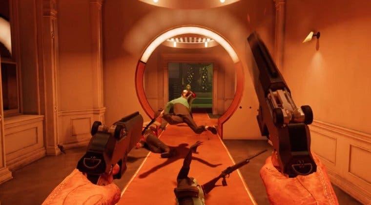 Imagen de Deathloop exhibe la diversidad de su armamento en un nuevo gameplay