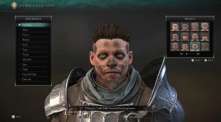 Imagen de ¿Kanye West en Demon's Souls Remake? Un jugador logra crear un avatar idéntico