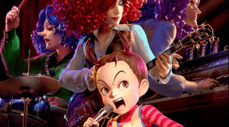 Imagen de Así es el nuevo tráiler de Earwig y la bruja, la primera película de Studio Ghibli creada con CGI