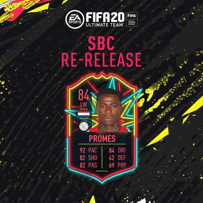 FIFA 21 Ultimate Team qué podemos esperar de FUTMAS jugadores que reaparecen
