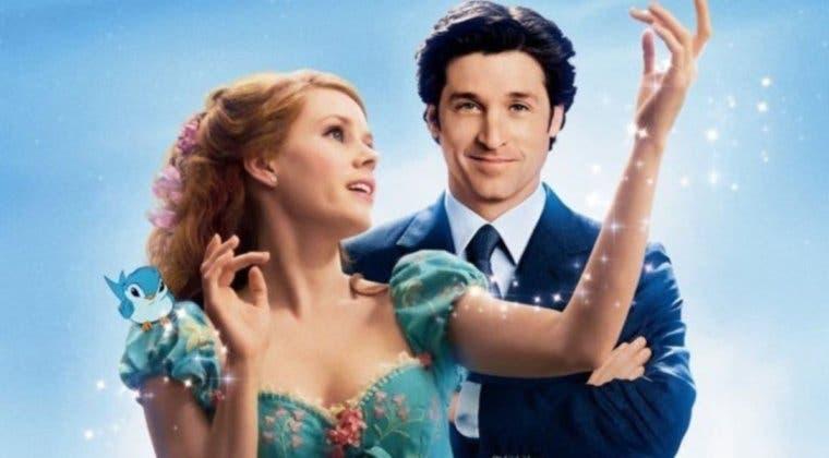 Imagen de Desencantada, la secuela de Encantada, también contará con Patrick Dempsey en su reparto