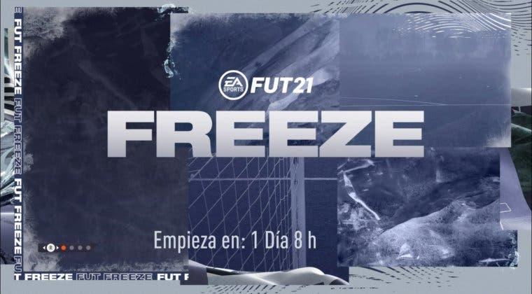 """Imagen de FIFA 21: un nuevo tipo de carta especial llegará con el evento """"Freeze"""". Este es su diseño"""