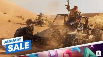 Imagen de Llegan a PS Store las Rebajas de Enero con descuentos en The Last of Us 2, FIFA 21 y más