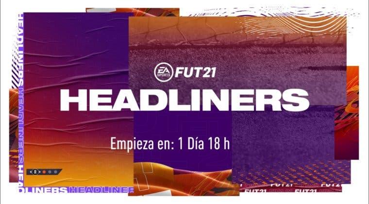 Imagen de FIFA 21: Headliners es el próximo evento en Ultimate Team. El TOTY tendrá que esperar