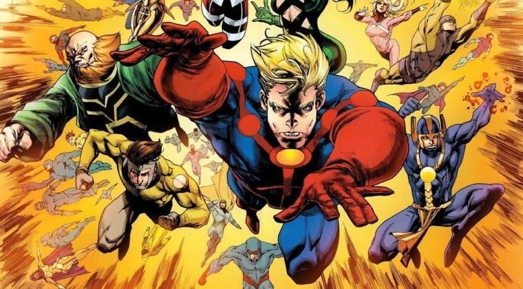 Imagen de Estos son los personajes de Eternos, y sus respectivos poderes