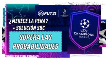 "Imagen de FIFA 21: ¿Merece la pena el SBC ""Supera las probabilidades""?"
