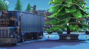 Imagen de Fortnite: dónde están los árboles de Navidad de la Temporada 5
