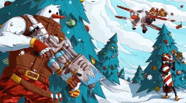 Imagen de Fortnite filtra todos los desafíos y recompensas de su nuevo evento de Navidad 2020