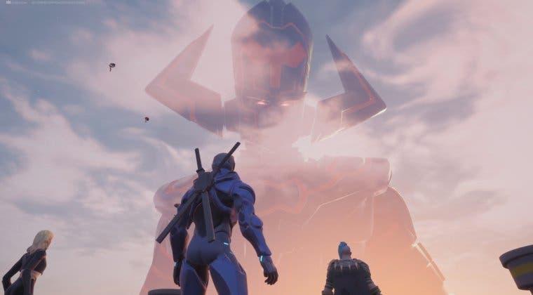 Imagen de Fortnite logró batir nuevos récords de popularidad gracias al evento de Galactus