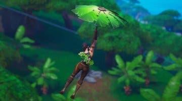 Imagen de Fortnite podría recibir una nueva zona de jungla en la Temporada 5, según un misterioso teaser