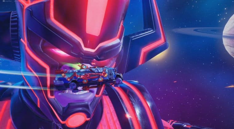 Imagen de Fortnite: así ha sido 'Guerra en el Nexus', el increíble evento de Galactus de la Temporada 4