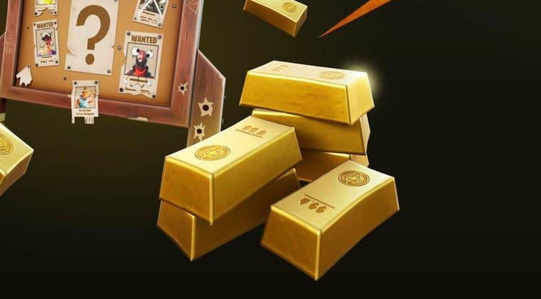 Imagen de Fortnite: cómo conseguir muchas barras de oro rápido con este simple truco